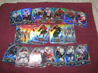 McDonald's hockey sets - cheap!!! (Sets from 10 different years)