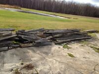 Cedar fence posts for sale