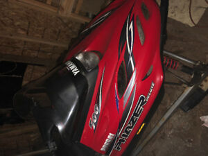 2002 Yamaha Phaser deluxe 500 with reverse