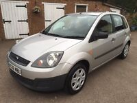 2006 Ford Fiesta 1.25 Style**Just Serviced**Cheap Insurance**Ideal First car**