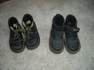 DR MARTENS --BOOTS FOR TODDLERS /  LITTLE BOYS