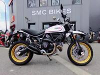2017 Ducati Scrambler Desert Sled Ex Demo - FINANCE OPTIONS AVAILABLE