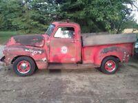 1947 Chevrolet 1/2 ton