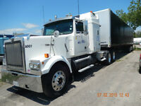 $21 per hour locally or o/o we provide dryvan at $70/hour