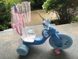 Princess trike