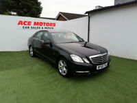 2010 60 MERCEDES BENZ E250 2.1 CDI BLUE EFFICIENCY CDI AVANTGARDE,LOW MILEAGE