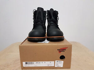 FOR SALE: Red Wing Shoes - Iron Ranger Boots (Black/Size 9)