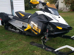 2011 mxzX renegade sp 800r new motor ready to ride!!!