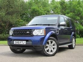 2010 Land Rover Discovery 4 3.0 SD V6 GS SUV 5dr Diesel Automatic 4x4 (244