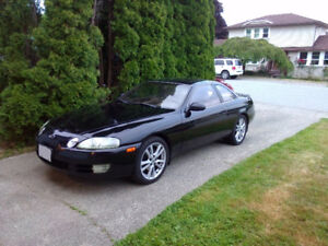 1995 Lexus SC400 / SC 400 Grand Touring Sports Coupe