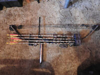bow and arrow xhunter