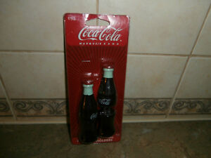 4 SETS COCA COLA CORN ON COB HOLDERS