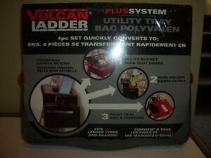 Vulcan Ladder System -Brand New Painting Sys. -  REDUCED AGAIN