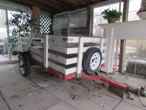 trailer for sale 4 x 8 foot box