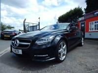 2011 Mercedes Benz CLS CLS 350 CDI BlueEFFICIENCY Sport 4dr Tip Auto,Full ser...