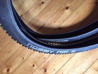 Mountain bike tyres 27.5 650B