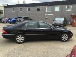 "Mercedes-Benz S-430 Loaded Sedan """"roof,nav,leather,Bluetooth"""""