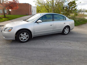 2006 Nissan Altima 3.5 S Sedan,CERTIFIED AND ETESETED