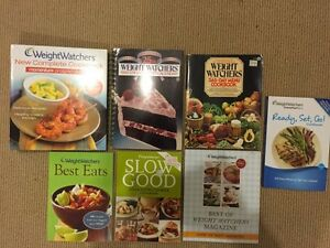 WEIGHT WATCHERS books..GET SWIMSUIT READY