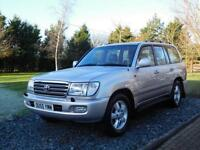 2005 55 Reg Toyota Land Cruiser Amazon 4.2TD VX Auto 7 Seats ( Face Lift )