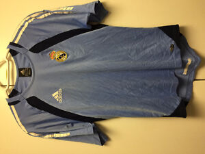 Real Madrid Adidas Climacool Training Shirt Size Small $10 OBO