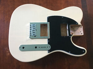 USA Fender Telecaster Project body HH