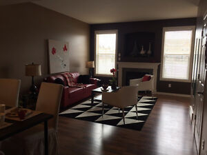 Spacious Townhouse Available for Rent June 1st in Vanier Woods