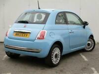 2013 Fiat 500 1.2 Lounge 3dr [Start Stop] Hatchback Hatchback Petrol Manual