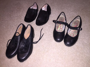 Girls Jazz and Tap Shoes for Sale