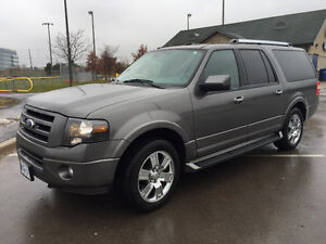 2010 Ford Expedition MAX Limited SUV 7 pass, 4x4