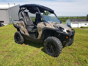 2014 Can-Am Commander 1000 XT