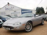 2002 02 Jaguar XKR 4.0 100 Limited Edition Convertible 2dr - RAC DEALER