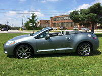 2008 MITSUBISHI ECLIPSE CONVERTIBLE GT-P 6 SPEED ONE OWNER!!