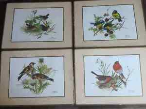 """Pimpernel traditional place mats 12"""" x 16"""" SET OF 4 PLACEMATES"""