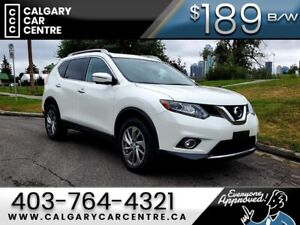2015 Rogue SL $189B/W TEXT US FOR EASY FINANCING 587-317-4200