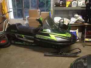 2005 Yamaha 350 Raptor will trade looking for a 4x4 quad London Ontario image 2