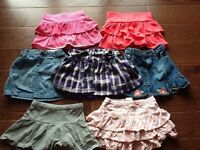 Size 5 skirts and dresses