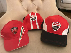 NEW with Tags Ducati kids children's baseball caps hat original.