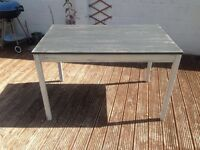 Farmhouse style dining table -£100 or near offers