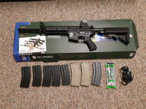 G&G CM16 Barely Used