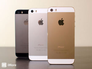 iphone5s  factory unlocked with charger $350