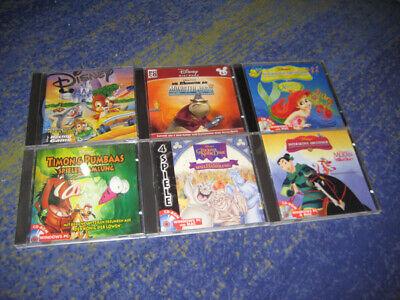 Disney Spielsammlung alle PC Spiele Sammler PC Sammlung  ()