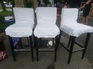 3 High Chairs