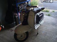 1959 series 1 LI lambretta 150cc