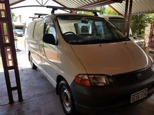 2003 Toyota Hiace SBV LWB - LOW KMS! Huntingdale Gosnells Area Preview