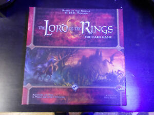Lord of the Rings LCG Fantasy Flight + 13 Expansions