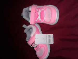 Brand new toddler girl shoes