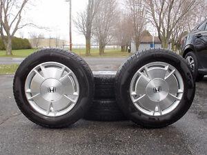 Mag civic pneus Pirelli 15 pouces