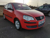 LOW MILEAGE VOLKSWAGEN POLO 1.2 FULL SERVICE HISTORY