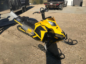 2008 ski-doo rev xp 800